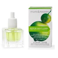 Cucina Lime Zest & Cypress Electric Fragrance Diffuser Refill 0.85oz