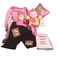Precious Cupcake Baby Girl Gift