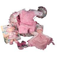 Girl's Snapper Rock Swimwear With Mary Meyer Princess Blankie & Toy