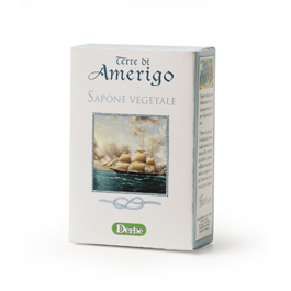 Derbe Amerigo Vegetable Bar Soap 5oz
