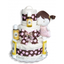 Eco Friendly Diaper Cakes