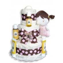 Eco Friendly Diaper Cakes