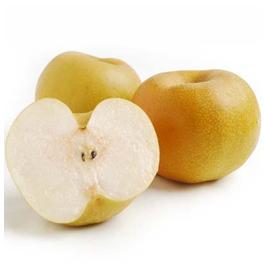 Ripe Hosui Pear