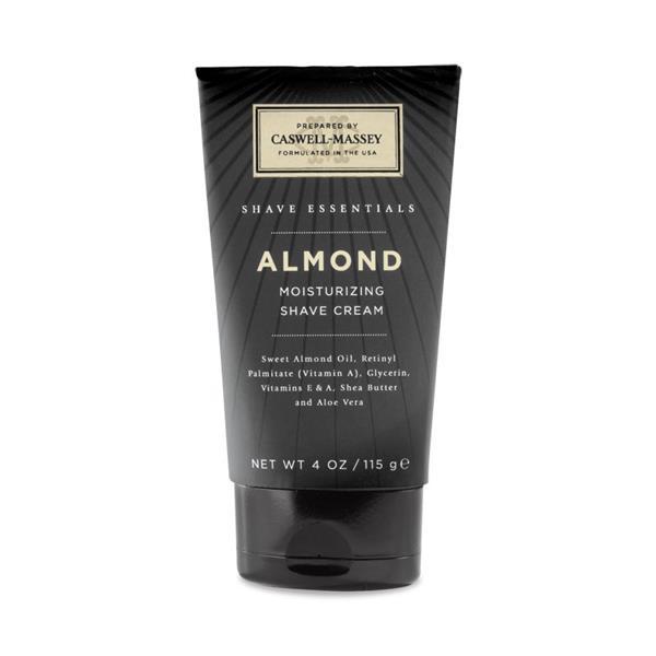 Caswell Massey Almond Moisturizing Shave Creamtube 4oz