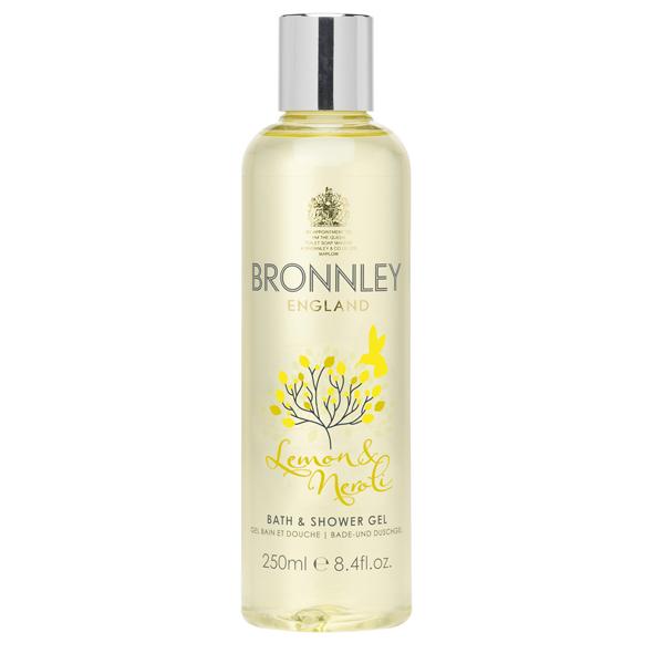 Bronnley England Citrus Bath Gel Lemon Amp Neroli 8 4oz