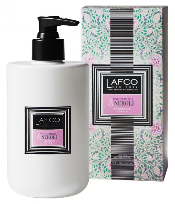 Lafco Present Hydrating Lotion Watermint Neroli 11 5oz