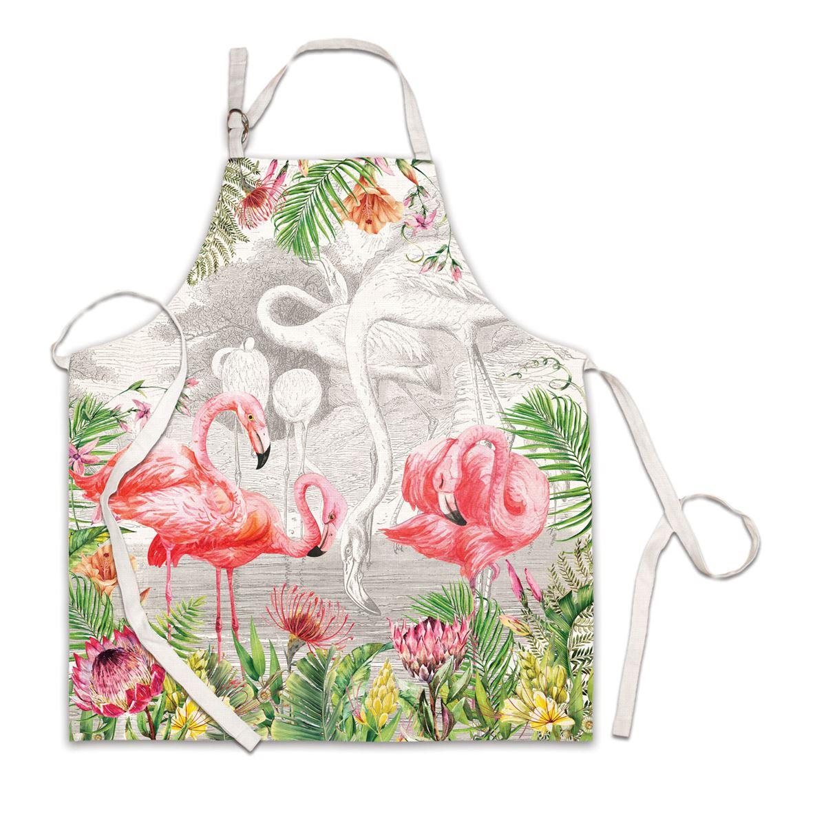 Michel Design Works Placemats Flamingo