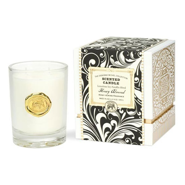 Michel Design Works Honey Almond Candle 9oz