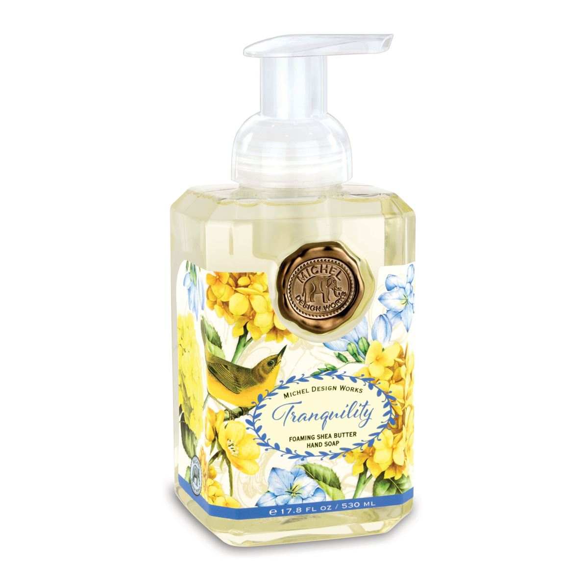 Michel Design Works Tranquility Foaming Hand Soap 17 8oz,Acrylic Nail Designs Natural Colors
