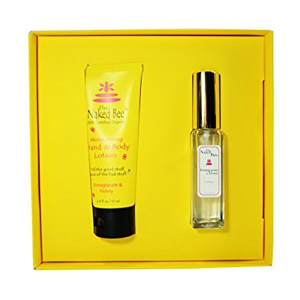 The Naked Bee Orange Blossom Honey Perfume 1 Ounce for