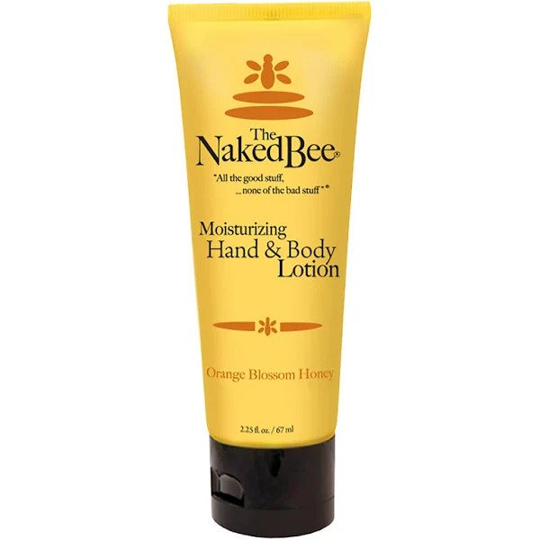 The Naked Bee Orange Blossom Honey Perfume And Hand And