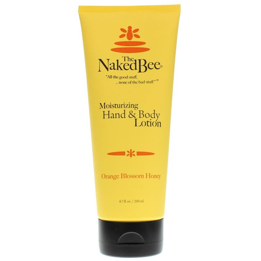 The Naked Bee Pomegranate & honey Hand & Body Lotion with