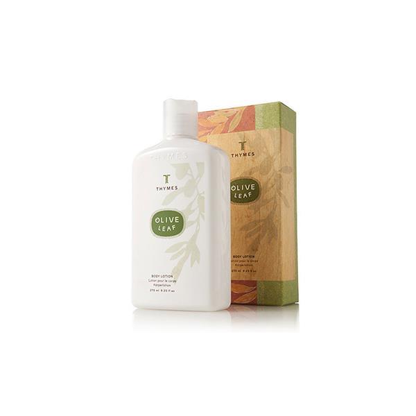 Thymes Olive Leaf Body Lotion 9 25 Fl Oz