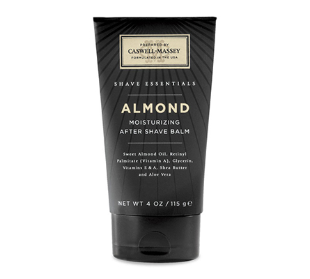 Caswell Massey Almond Moisturizing After-Shave Balm 4oz