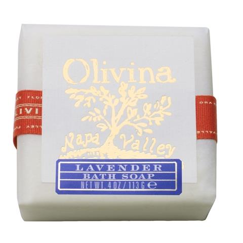 Olivina Lavender Bath Soap 4oz