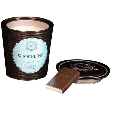 Aquiesse Portfolio Collection Scented Tin Candle Shoreline 11oz