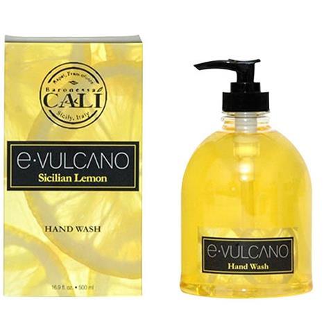 Baronessa Cali E.Vulcano Sicilian Lemon Hand Wash Pump 16.9oz