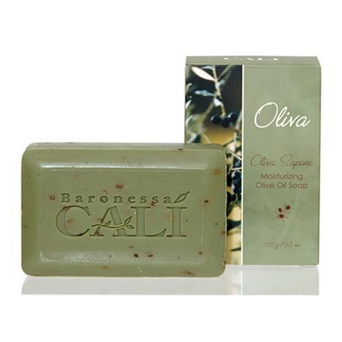 Baronessa Cali Oliva Sapone Moisturizing Olive Oil Soap 5.3oz