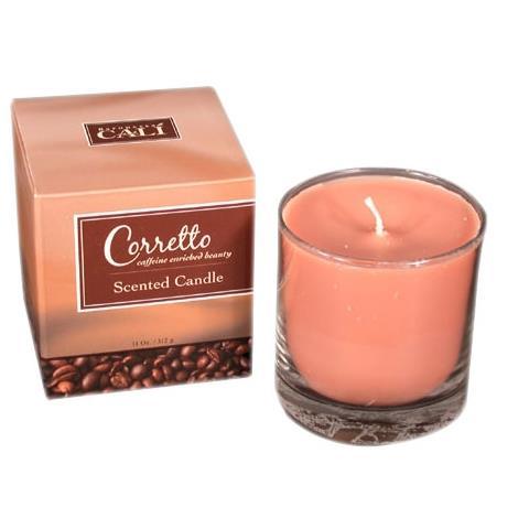 Baronessa Cali Corretto Single Wick Glass Candle 11oz