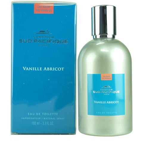 Sud Pacifique Vanille Abricot Eau de Toilette Comptoir 3.3 oz