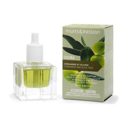 Cucina Coriander & Olive Tree Electric Home Fragrance Diffuser Refill 0.85oz