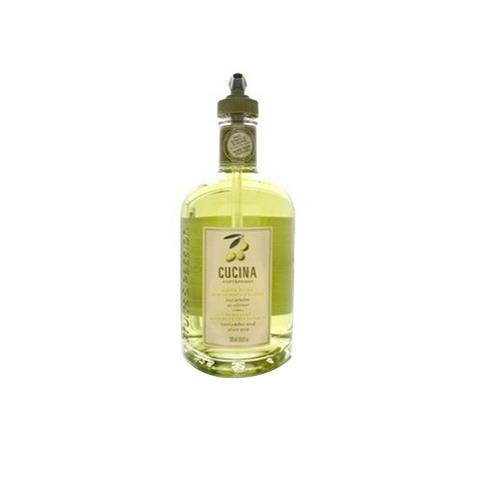 Cucina Coriander & Olive Tree Liquid Hand Soap Pump 16.9oz