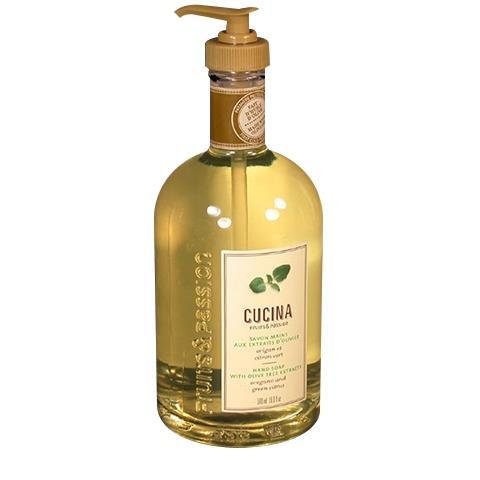 Cucina Oregano & Green Citrus Liquid Hand Soap Pump 16.9oz