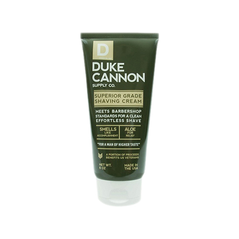 Duke Cannon Superior Grade Shave Cream 6oz