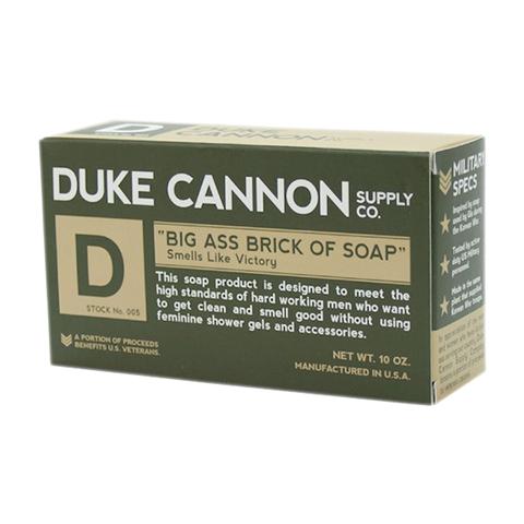 Duke Cannon Big Ass Brick of Soap Green Bar 10oz