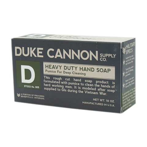Duke Cannon Big Ass Brick of Soap Heavy Duty Hand soap 10oz