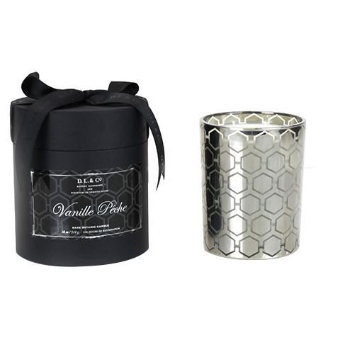 D.L. & Co. Vanille Peche Silver 18oz