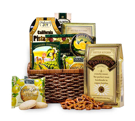 All Time Favorite Tea and Coffee Basket