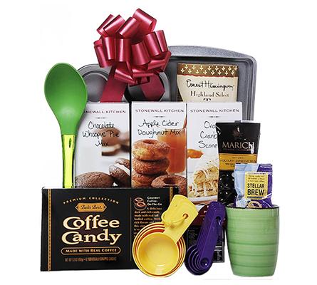 Bake-Off Gift Basket