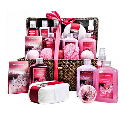 Cherry Blossom Spa Treatment Package