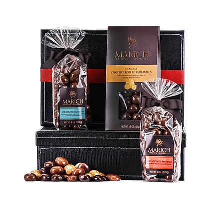 Box Full of Chocolate Goodness