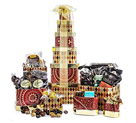 The Chocolate Supreme Tower
