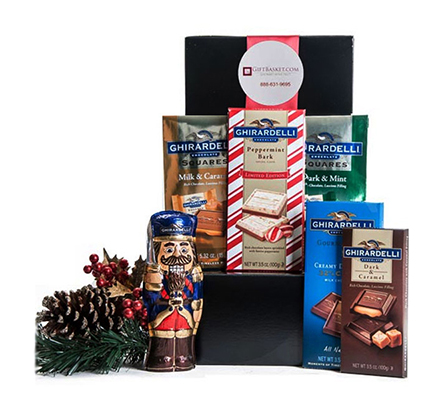 A Box full of Ghirardelli Goodness