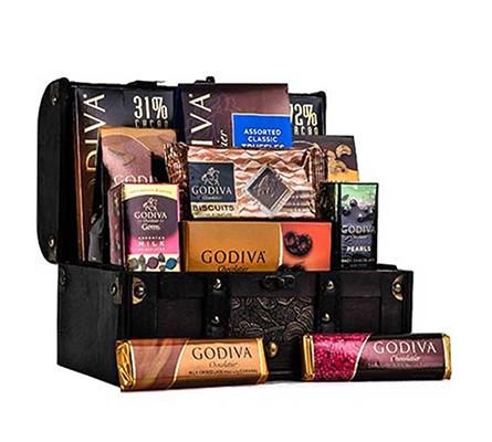 Godiva Chocolate Chest