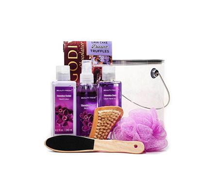 Hawaiian Orchid Spa Essentials To Go