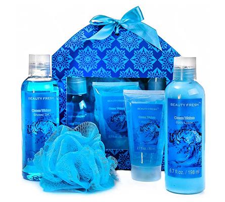 Ocean Waters Spa Kit