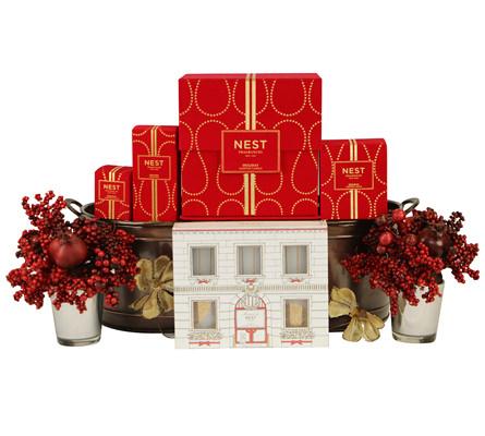 Super Nest Holiday Gift Basket