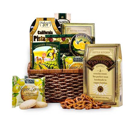 Thank You Gift Basket