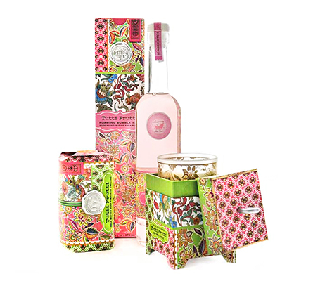 Mother's Day Gorgeous Tutti Frutti Gift Set