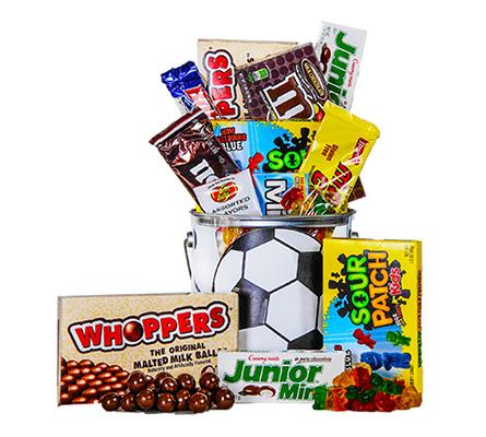 Soccer Fan Sweetness Pail