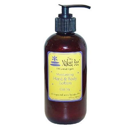 The Naked Bee Chai Tea Moisturizing Hand & Body Lotion 237ml/8oz