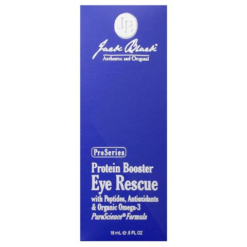 Jack Black Pure Science Protein Booster Eye Rescue 0.5oz