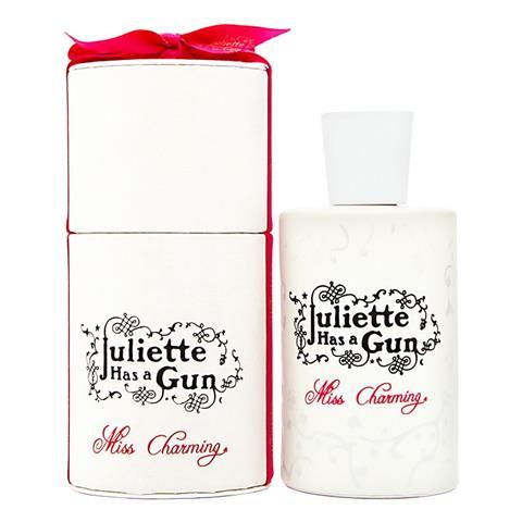 Juliette Has A Gun Miss Charming Parfum Spray in Beautiful Gift Box 3.3oz