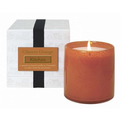 Lafco Kitchen Candle Cilantro Orange 16oz