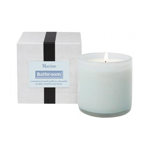 Lafco Master Bathroom Candle Marine Luxury Candles