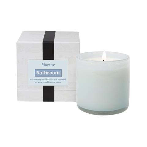Lafco Master Bathroom Candle Marine 16 oz